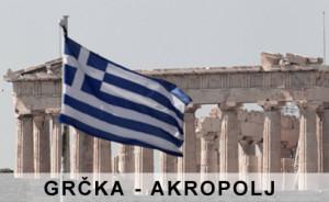Grčka-Akropolj