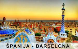 Spanija-Barcelona