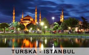 Turska-Istanbul